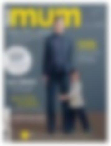 Luna + mum mum: Ausgabe 3/2013: Philipp Lahm - Zwischen Fußballplatz und Wickeltisch (Vorschau)