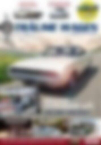 AUTO MOBILES TRÄUME WAGEN DODGE CHARGER RT (Vorschau)