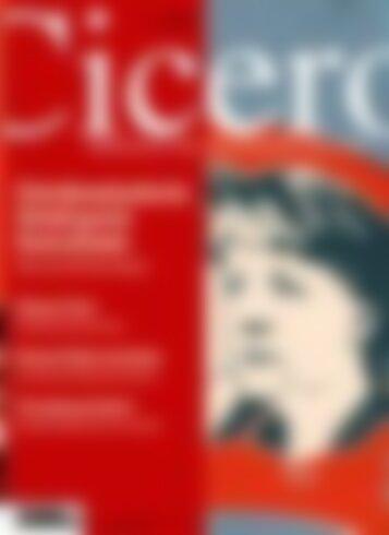 Cicero Christdemokratische Einheitspartei Deutschlands (Vorschau)