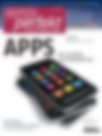 DEUTSCH perfekt Apps - Die besten 25 zum Deutschlernen (Vorschau)