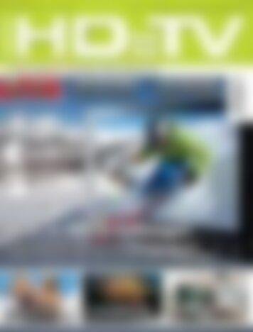 HDTV Jetzt in HDTV einsteigen (Vorschau)
