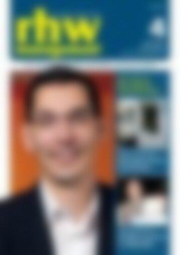 rhw management Lebensmittelrecht: Wer trägt die Verantwortung? (Vorschau)