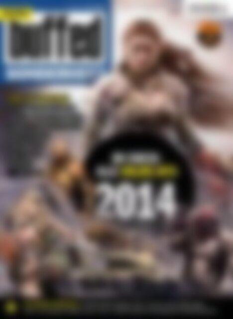 buffed Sonderheft: Die besten Online-Rollenspiele 2014 Im Check: Alle Online-Hits 2014 (Vorschau)