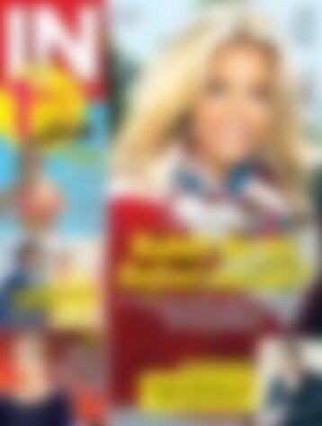 IN - DAS STAR & STYLE MAGAZIN (digital) Sylvie van der Vaart - Kehrt sie zu Rafael zurück? (Vorschau)