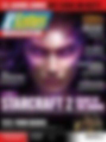 PC Games Magazin Starcraft 2 (Vorschau)