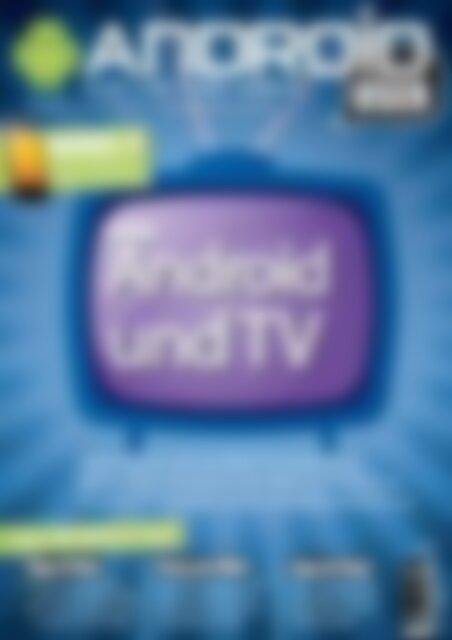 Android User Android und TV (Vorschau)