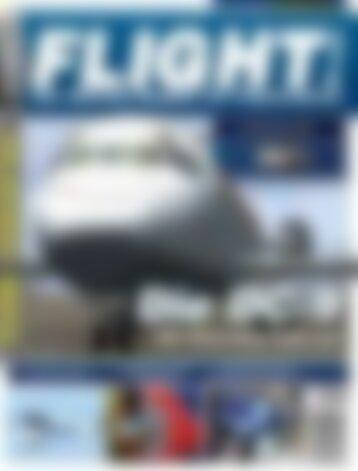 Flight! Magazin Die DC-9 (Vorschau)