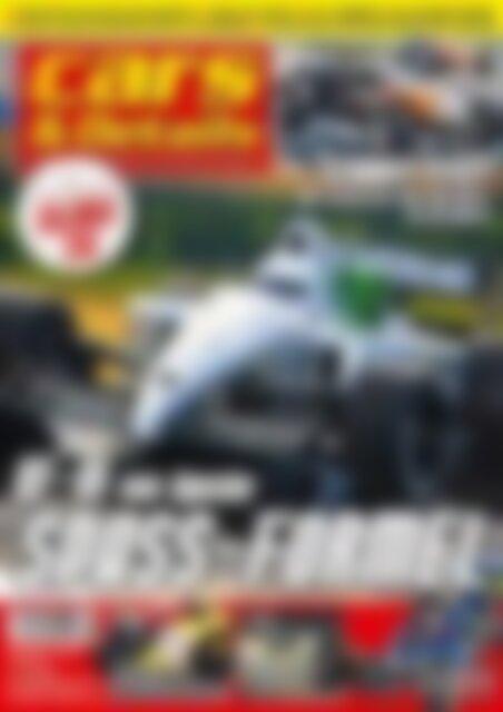 CARS & Details KF-01 - Spaß Formel (Vorschau)