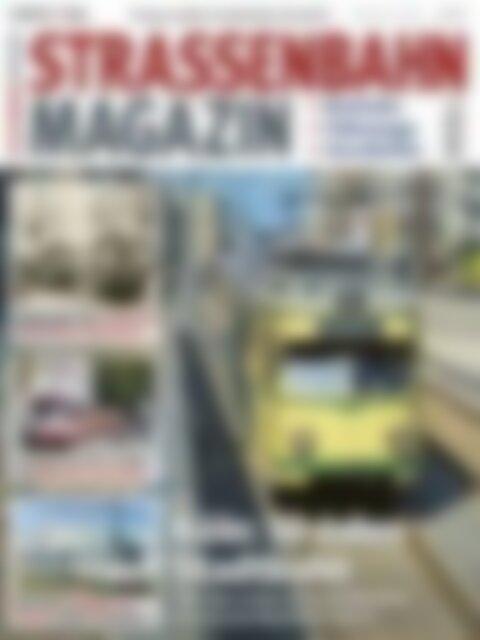STRASSENBAHN MAGAZIN Köln: 50 Jahre Stadtbahn (Vorschau)