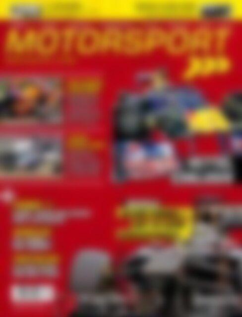 Motorsport Magazin MotoGP, das Honda Geheimnis (Vorschau)