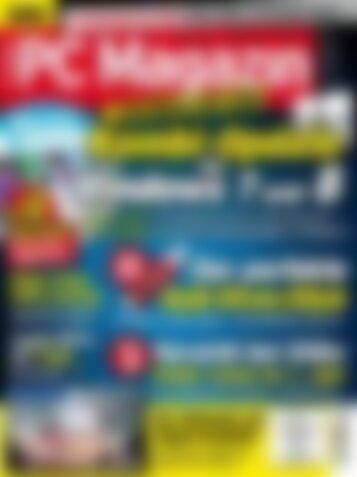 PC Magazin mit Film DVD Kombi-Update für Windows 7 und 8 (Vorschau)