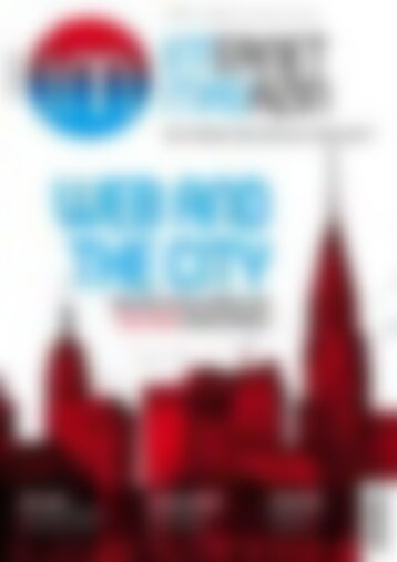 Internet Magazin Web and the City (Vorschau)
