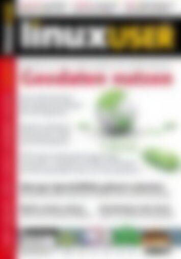 LinuxUser Geodaten nutzen (Vorschau)