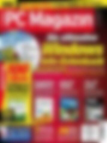 PC Magazin Premium XXL Windows Info-Datenbank (Vorschau)