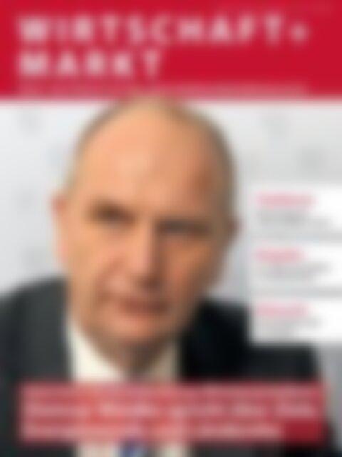 WIRTSCHAFT+MARKT Dietmar Woidke im Interview (Vorschau)