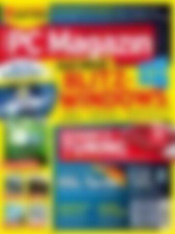 PC Magazin Classic XXL Das neue Blitz-Windows (Vorschau)