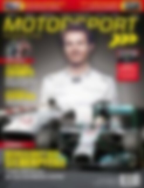 Motorsport Magazin Herrschaft der Silberpfeile (Vorschau)