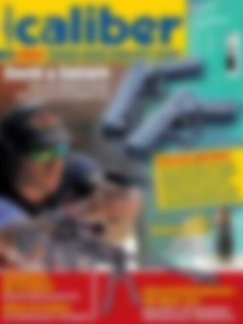caliber: Schießen – Waffen – Ausrüstung – Technik David & Goliath (Vorschau)