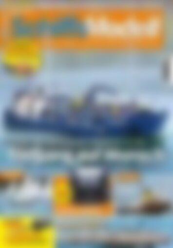 SchiffsModell Tiefgang auf Wunsch (Vorschau)