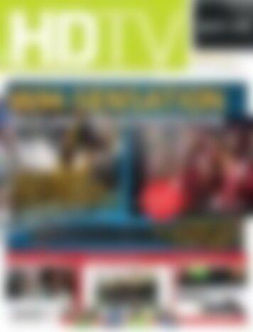 HDTV WM-Sensation: Bild und Ton in Perfektion (Vorschau)