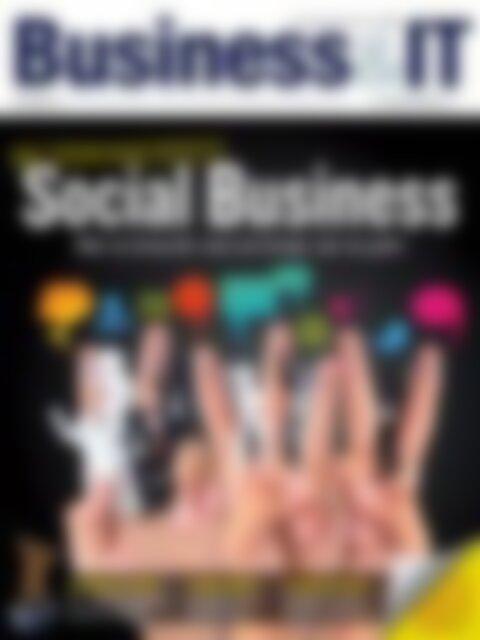 Business & IT Social Business (Vorschau)