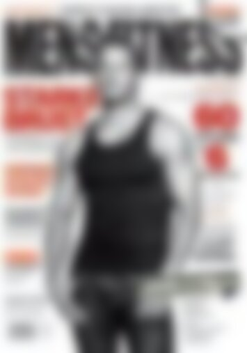 Men's Fitness Starke Brust - Schnell & erfolgreich (Vorschau)
