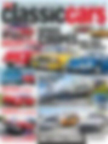Classic Cars - 5/2014 Leseprobe