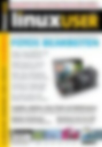 LinuxUser Fotos bearbeiten (Vorschau)