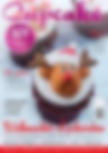 Cupcake & Food Heaven Cupcake Heaven: Ausgabe 092014: Weihnachts-Leckereien (Vorschau)