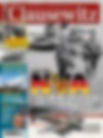 CLAUSEWITZ NVA - Wie schlagkräftig waren die DDR-Streitkräfte wirklich? (Vorschau)