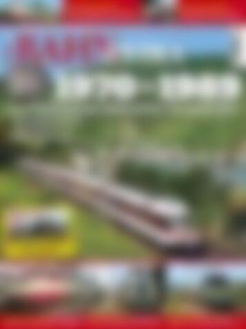 BAHN EXTRA 1970-1989: Zwei spannende Jahrzehnte Bundesbahn (Vorschau)