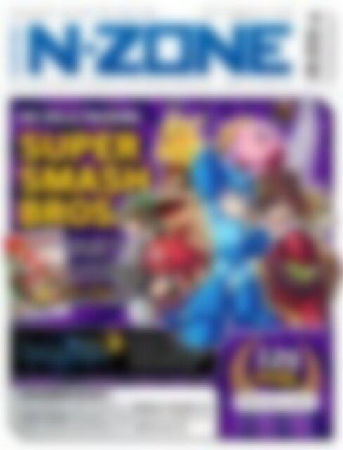 N-ZONE Magazin Die volle Packung Super Smash Bros. (Vorschau)