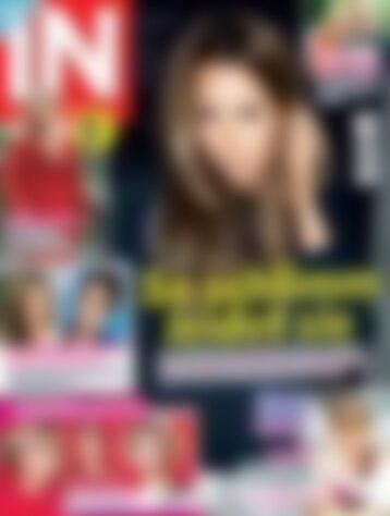 IN - DAS STAR & STYLE MAGAZIN (digital) Mandy Capristo - So schlimm leidet sie (Vorschau)