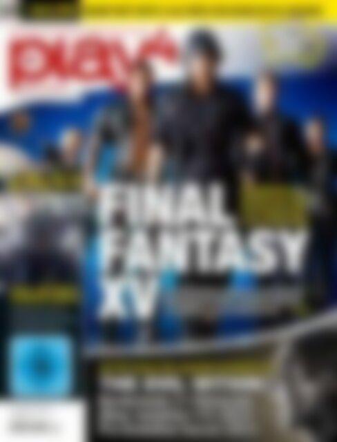 play4 Magazin Final Fantasy XV (Vorschau)