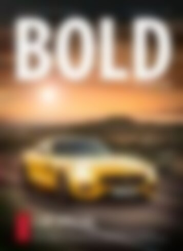 BOLD CAR No.03