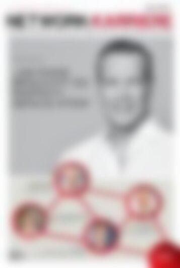 """Network-Karriere / Ausgabe 06/15 - """"Am Ende braucht es einfach genug Atem"""""""