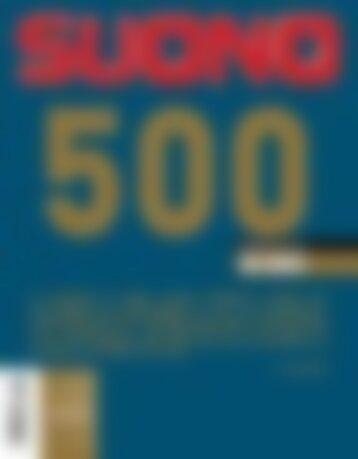 SUONO n° 500