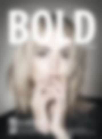 BOLD THE MAGAZINE No.21