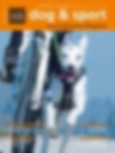 dog & sport Ausgabe 02/2014