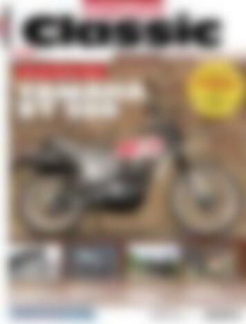 MOTORRAD Classic 06/2016