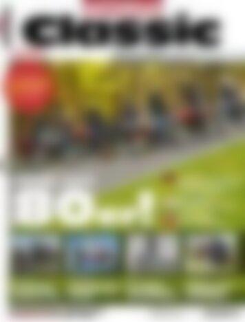 MOTORRAD Classic 7 8/2016