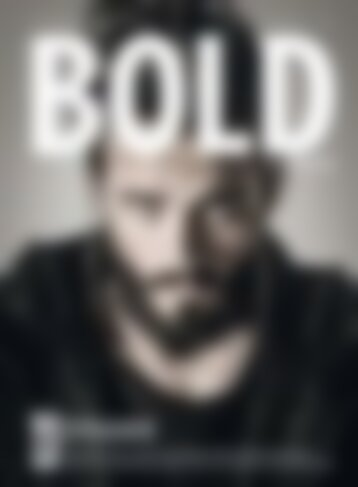BOLD THE MAGAZINE No.25