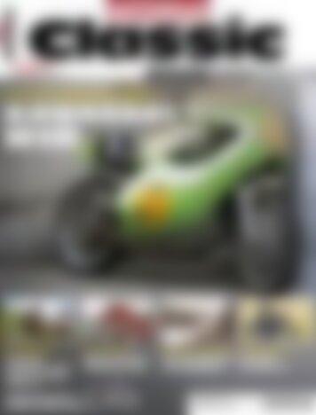 MOTORRAD Classic 11/2016