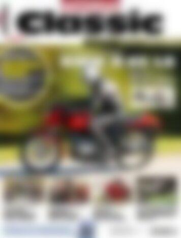 MOTORRAD Classic 03/2017