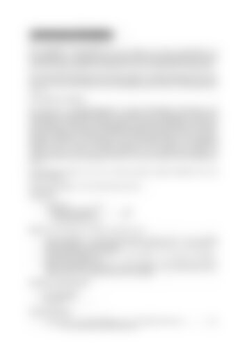 GM CABINMART - Ausschreibungstext