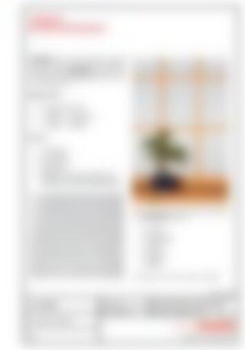 JAPANDEKOR, das weisse Architekturglas - Informationsblatt