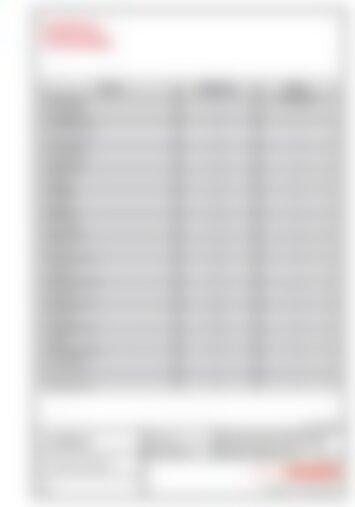 Ornamentglas Lieferprogramm - Informationsblatt