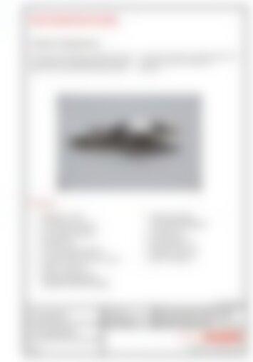 Cristallo Glas und Spiegeltürscharnier - Bestellblatt