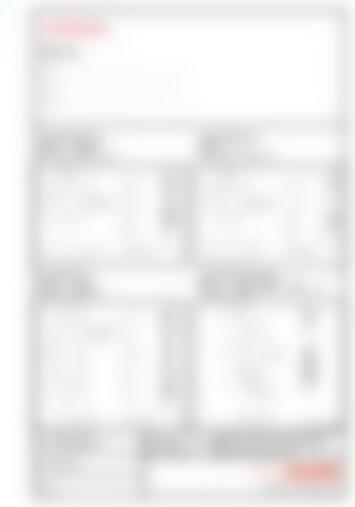 Schiebetürgriffe - Bestellblatt