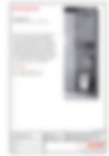 Hängeschiebesysteme - Informationsblatt